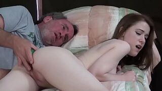 hot young lady humped