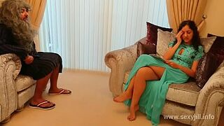 Young Lady virgin young lady caught masturbating gets fingered,faultless molested,faultless groped and forced to shag her old grandpa while parents are away taboo intercourse story POV Indian