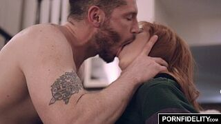 PORNFIDELITY Ginger Penny Pax Stays Warm
