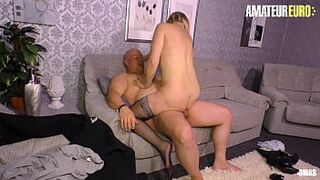 XXX OMAS - German Grandmother Is In For Some Hardcore Action
