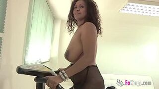 Dirty job interview with Carol Linda. The first condition is being a massive hoe