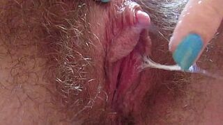 moist vagina compilation giant clit cunt grool in closeup
