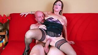 CASTING ALLA ITALIANA - #Asia X. - Being Not Loyal Italian Female Fucked By Massive Man Meat Male