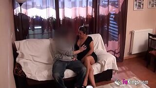 Esperanza, the 48yo schoolmaster, sends a video banging another 1 of their students.