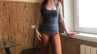 Friend's Big Tits Stepmom Banged Me Heavy While Her Son Was Absent. Russian Inexperienced with Dialogue