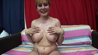 The first orgy of the stepmom