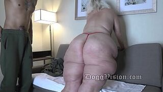 Amber Connors 56y Wide Hips Squirt Lady GILF Trailer