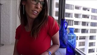 Weekend At The Beach With Step Mother In Law - Dava Foxx - Family Therapy