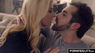 PORNFIDELITY Sexy grown-up India Summer Fancy Her Male Sibling's Dick