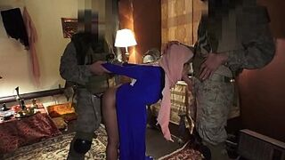 TOUR OF BUM - Local Arab Prostitue Servicing American Soldiers In Middle East