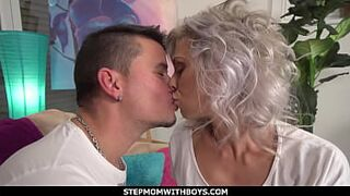 StepmomWithBoys - Lustful Adult Gets A Reward For Cleaning