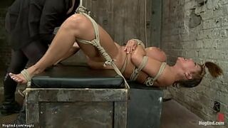 Massive bobbies mother gay woman slave butthole toyed