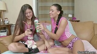 Tiny Teens in First Time Lesbo and Asshole Sexual Intercourse