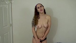 Sister Bets Bro She Can Get His Cock Rock, POV - Bro Creampies Sister - Siblings, Family Sexual Intercourse, Dark-Haired - Akira Shell