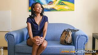 Honey Ebony Model Screwed Rough In Casting Interview