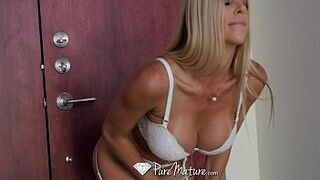 PureMature - Tall yellowish mommy Alexis Fawx screwed