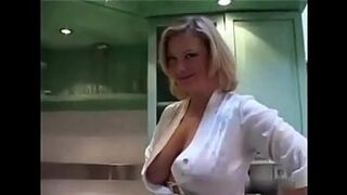 Cute Finland mother in law Horny Smoking