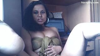 indian amazing lily dirty talking