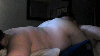 Being Not Loyal BBW Neighbor- Asslicking and Fucking Her To Orgasms
