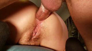I get creamed over and over again. Newbie blast compilation