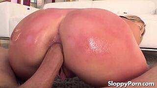 Harmony Riverse reverse butthole cowgirl