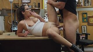 XXX PAWN - Sean Lawless Shows French 18Yo Charlie Harper What America Is All About
