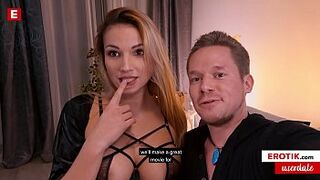 JOLEE INTIMACY can't get enough of his boner and she works heavy for the cum (English) → jolee.erotik.com - → WHOLE SCENE for FREE on jolee.erotik.com