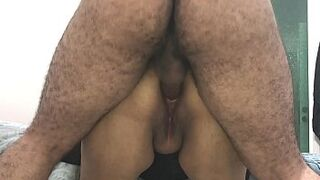 FIRST BUTTHOLE WITH MY FRIEND'S INDIAN MOMMY !