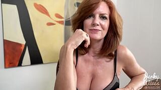 Step Mother In Law Lets Me Just Put the Tip in - Andi James