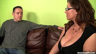 Eva Notty Enjoys Going After Strong Penis Stud!