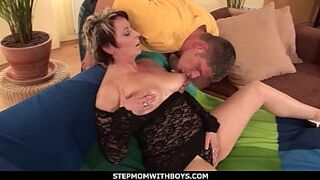 StepmomWithBoys - Hey Mature I Really Want To Bang You Badly