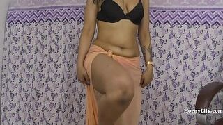 Dominating Indian horny boss fucking employee pov roleplay in Hindi & Eng