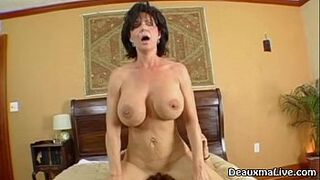Mother In Law Mother In Law Deauxma Handle Her Man Toys Massive Dick!