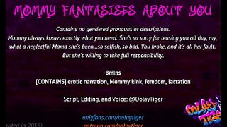 Grown-Up Fantasises about you | Erotic Audio Narration by Oolay-Tiger