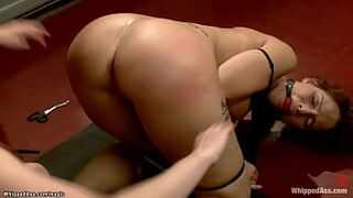 Stepsister spanks and fists mature