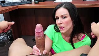 BANGBROS - Full Video: Office Oral With mama Kendra Lust