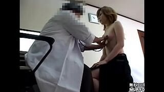 Devil's Obstetrics and Gynecology Examination Hidden Camera File01-A 23-year-old Tiny boobs OL Norie Irregular Interview