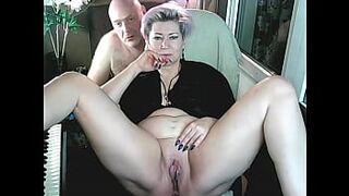 On quiet family evenings, I spread the legs of my slut, showing her excited hole to everyone!