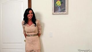 Step-m. Veronica Avluv and Katie St. Ives Lesbo Affair