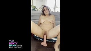 Lustful Inexperienced Middle Eastern Doll Uses Her Biggest Rubber Dick To Masturbate And Seed | The Panty Bank - Buy Used Panties