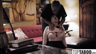 Sinner bride fancy FATHER blessing but he has to TEST her before