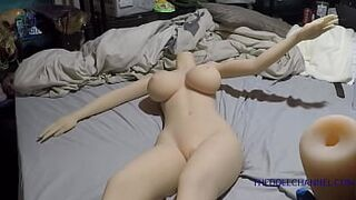 Sex Act Doll 101: Removable Pussy