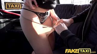 Fake Taxi Amazing czech Ginger Charlie Red stripteases and fucks driver