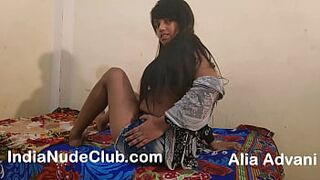 Indian Teen Alia Porn Trying To Be Famous Desi Pornstar