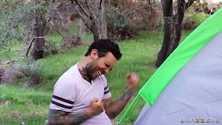 Glamping With Glory Holes / Brazzers  / download full from http://zzfull.com/with