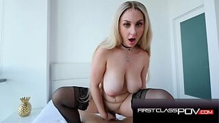 Big Tits Light-Colored Skylar Vox Takes A Giant Man Meat In POV