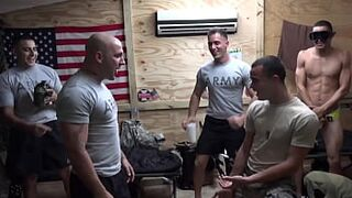 TROOP CANDY - Preparing Our Soldiers For Anything And Everything Requires Vigorous Homosexual Intercourse Simulations