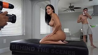 BANGBROS - Behind The Scenes With Fat Latin Superb Body Alina Belle
