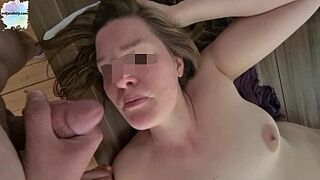 First time throatfuck of 18yo with sperm on the face - ENFJandINFP