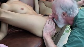 Gia Vendetti (DSC8-one) College Coed Sex In Three Blowjobs Swallow Doggystyle Spit Roast Oral Sex